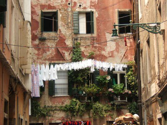 Typisch Italien..