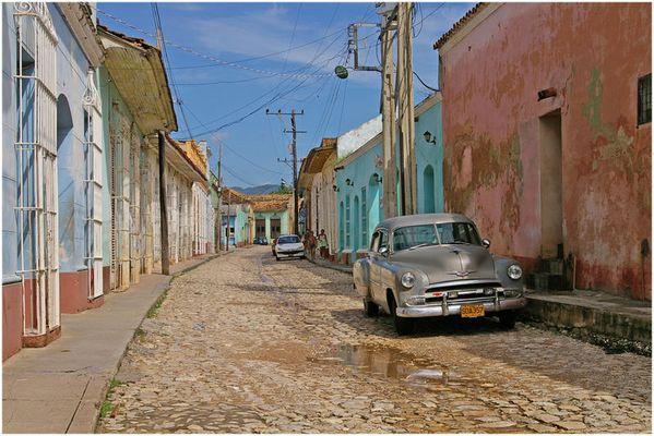 Typisch Kubanisch