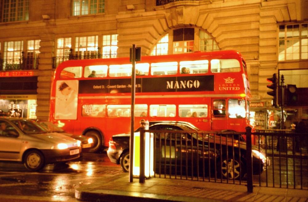 Typisch London ...