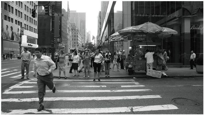 Typisch New York City