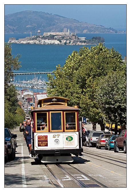 Typisches San Francisco Foto
