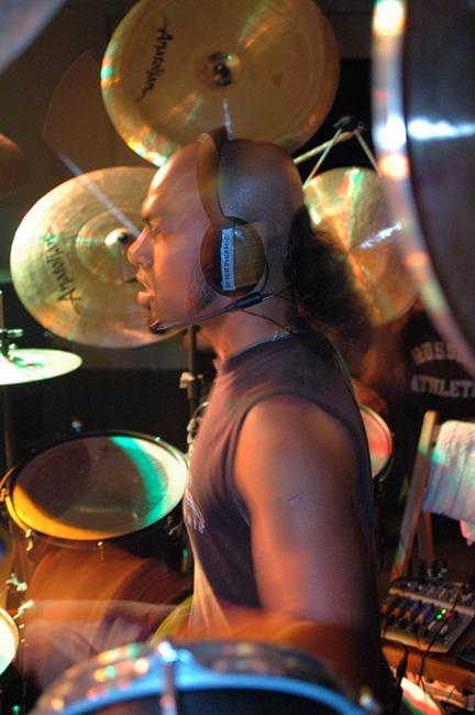 Tyronne Silva, Drumworkshop (1)