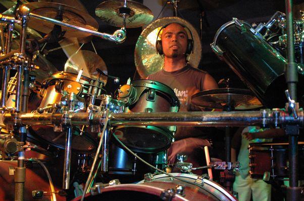 Tyronne Silva, Drumworkshop (2)