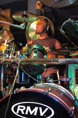 Tyronne Silva, Drumworkshop (3)