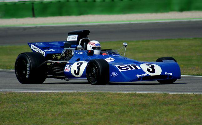 Tyrrell - ein Bolide für Formel 1 - Champions