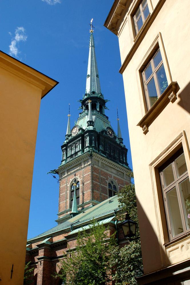 Tyska Kyrkan - Gamlastan