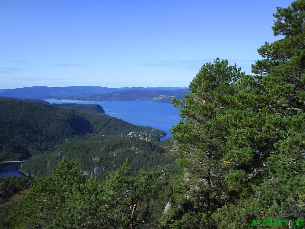 Tysseseatre (Norge)