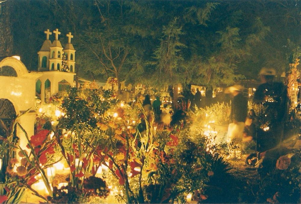 Tzitzunzan, Michoacan.