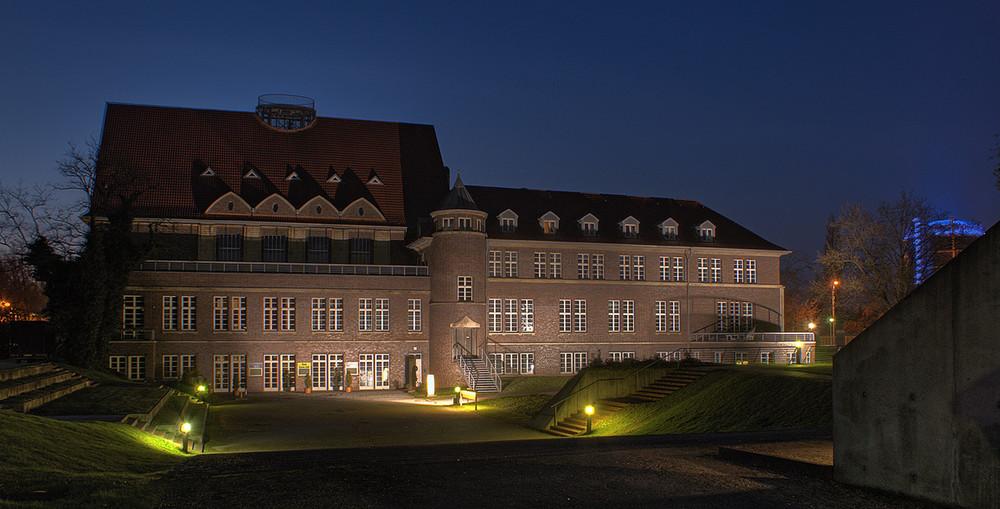 TZU Oberhausen Werksgasthaus