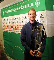 U-21 Europameister 2017: Deutschland