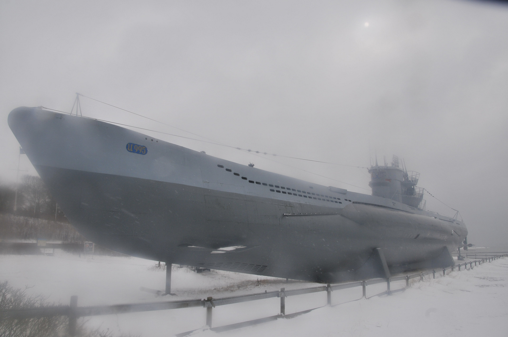 U 995 in Laboe