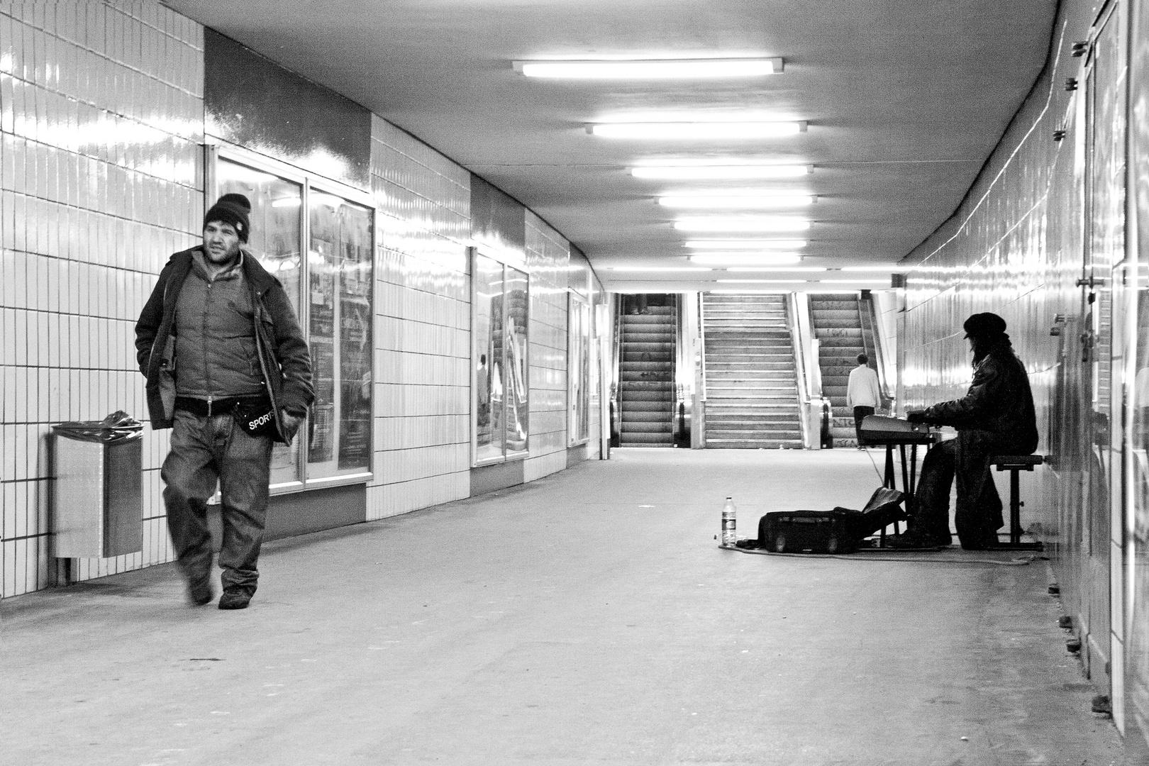 U-Bahn-Begegnungen