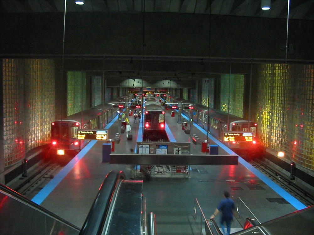 U-Bahn Chicago