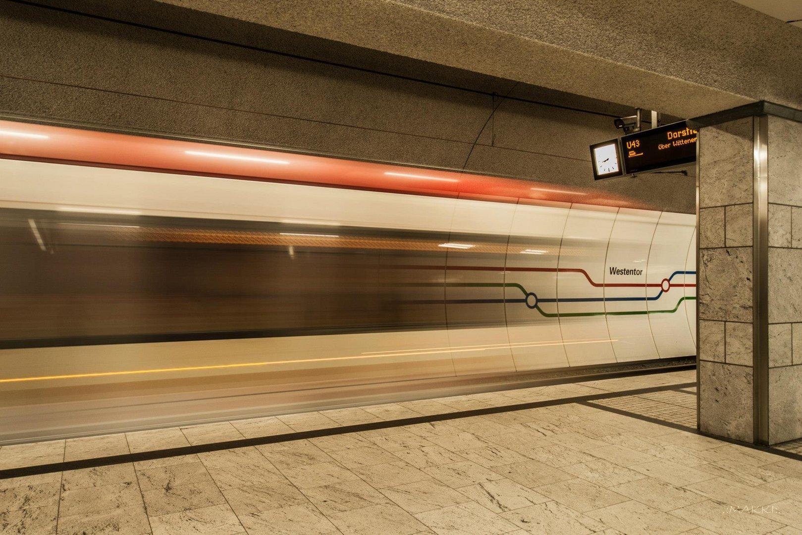 U-Bahn, Dortmund
