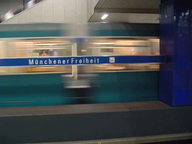 U-Bahn Driveby
