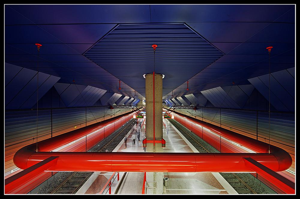 U-Bahn DU HBF