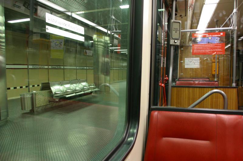 U-Bahn Düsseldorf