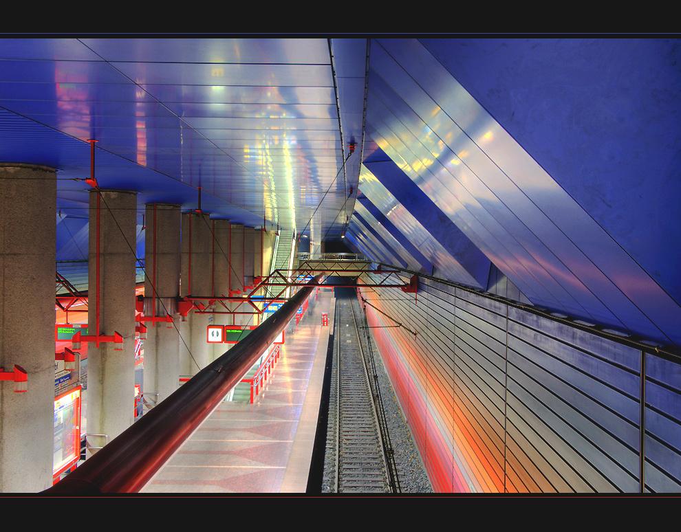 U-Bahn Duisburg
