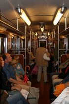 U-Bahn fahren in Berlin