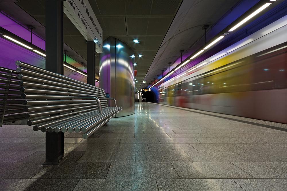 U-Bahn feat.Edelstahl