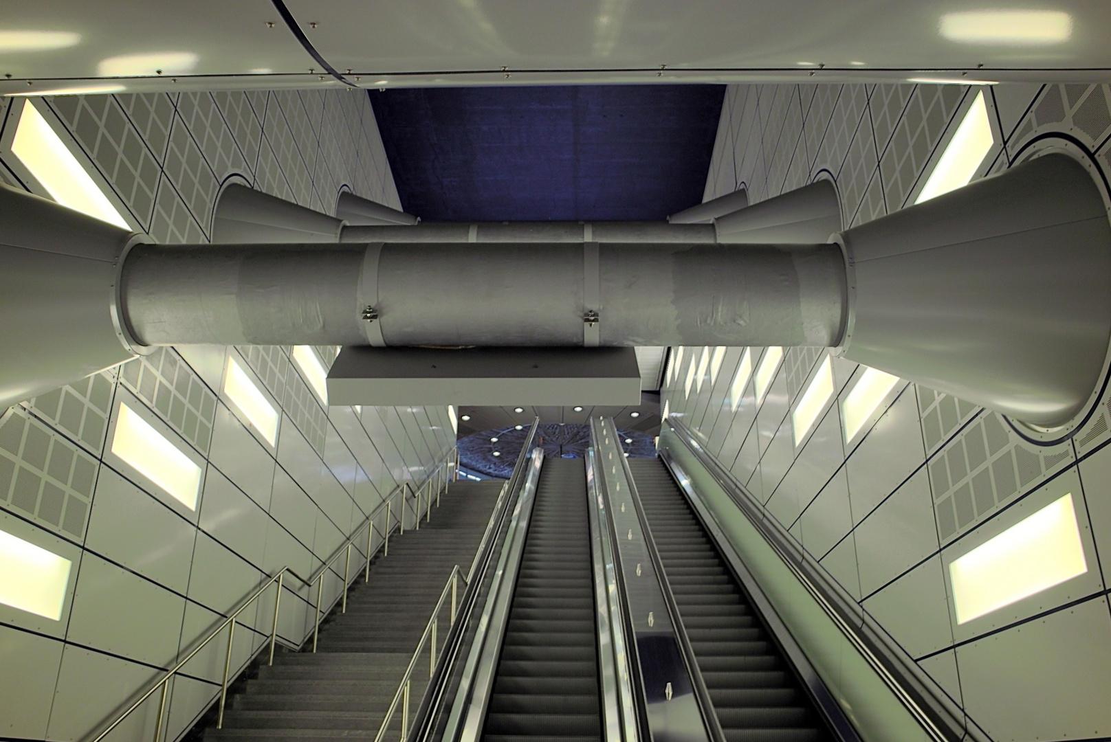 U-Bahn Halt Rathaus 2