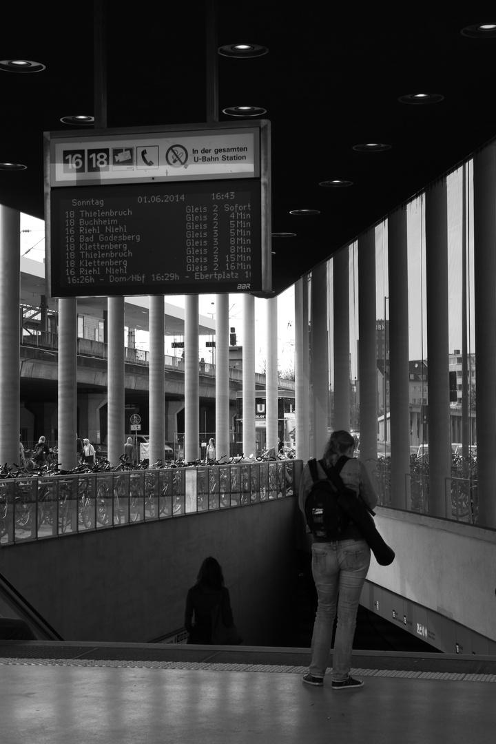 U-Bahn-Haltestelle