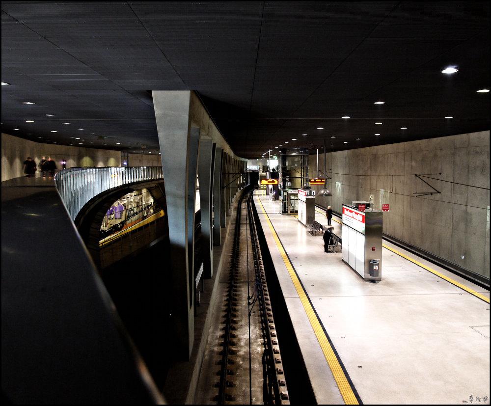 U-Bahn Haltestelle Breslauer Platz #2