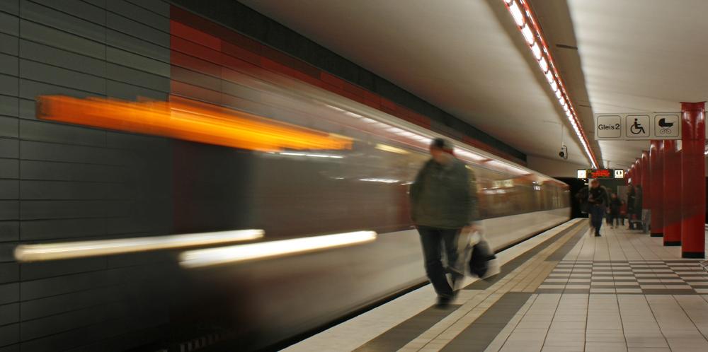U-Bahn-Haltestelle Wartenau
