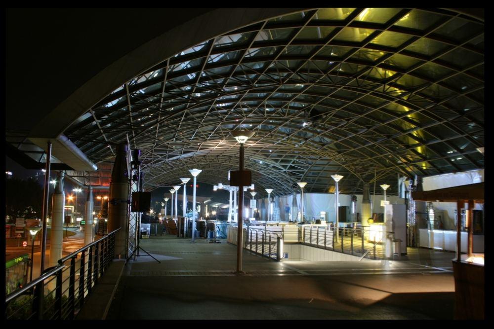 U-Bahn Haltestelle Westfalenhallen