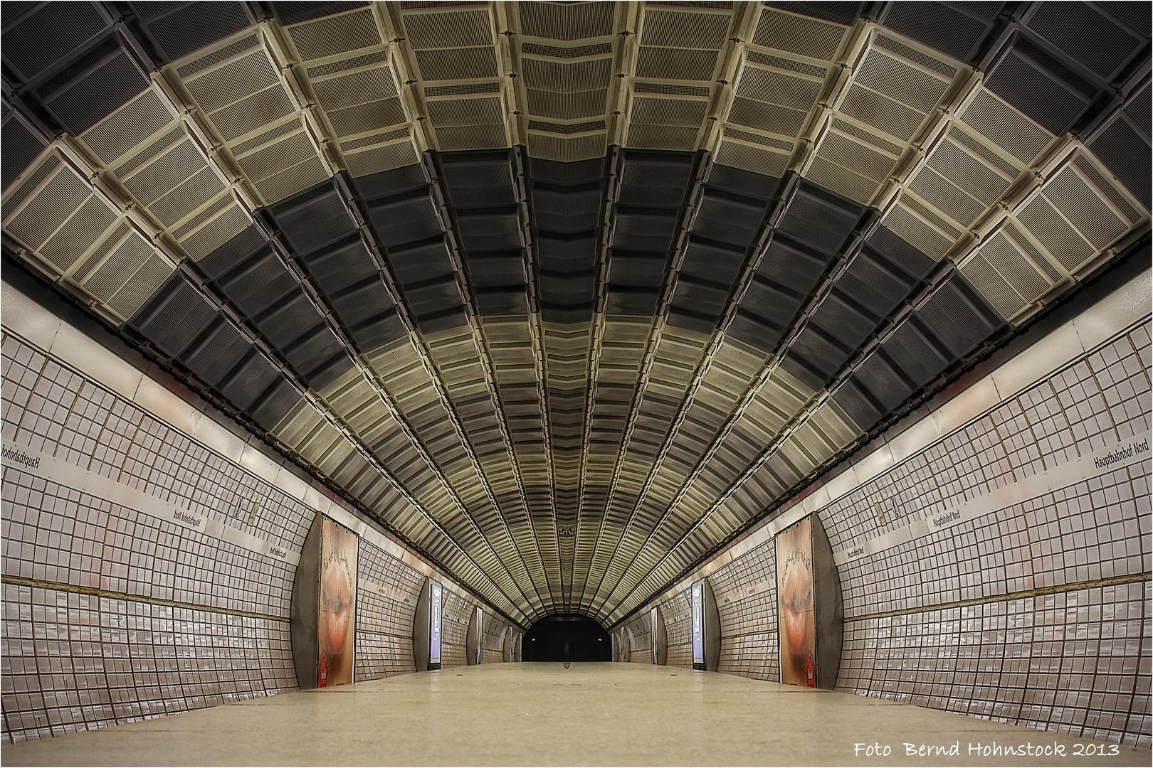 U-Bahn Hamburg ...