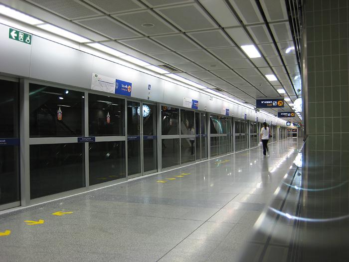 U-Bahn in Bangkok