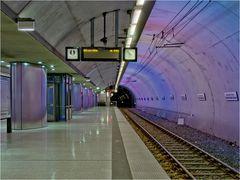 U-Bahn Jahrhunderthalle