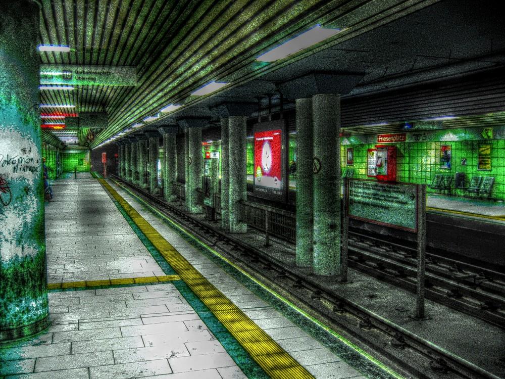 U-Bahn Köln