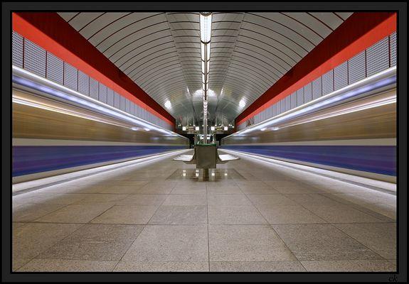 U-Bahn, München