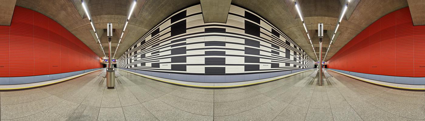 U-Bahn München - Oberwiesenfeld