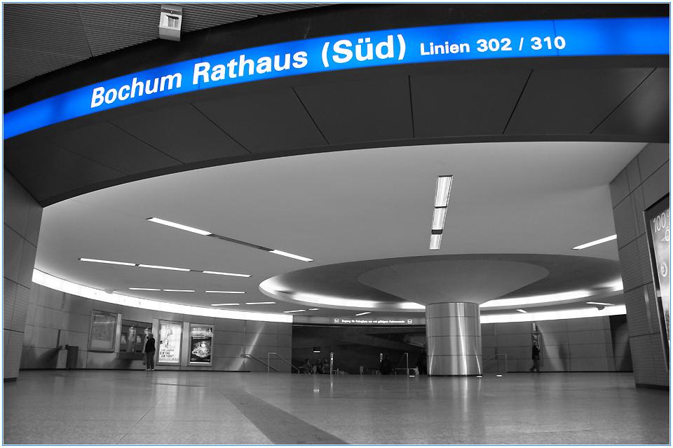 U-Bahn Rathaus Bochum