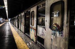 U-Bahn Rom