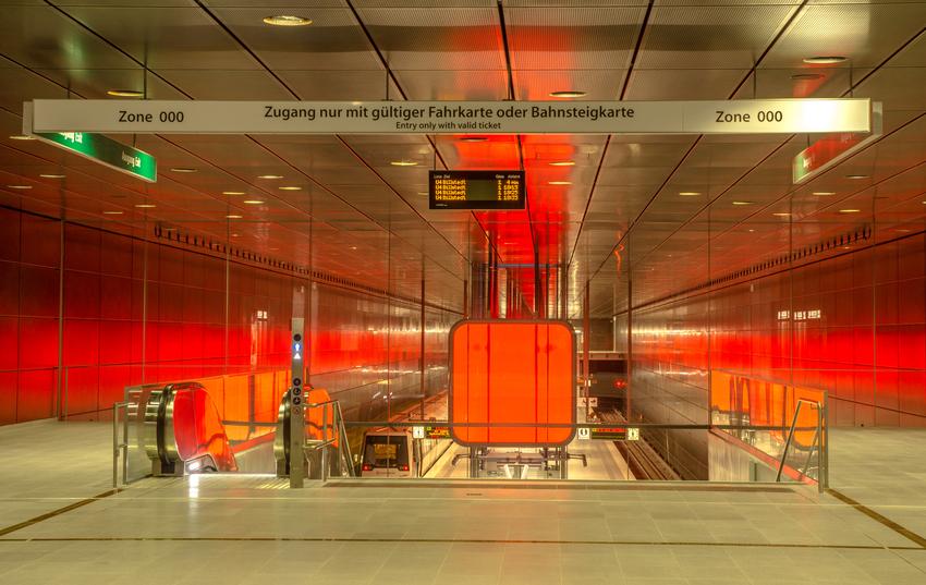 U-Bahn Station 1
