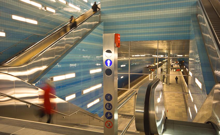 U-Bahn Station 2