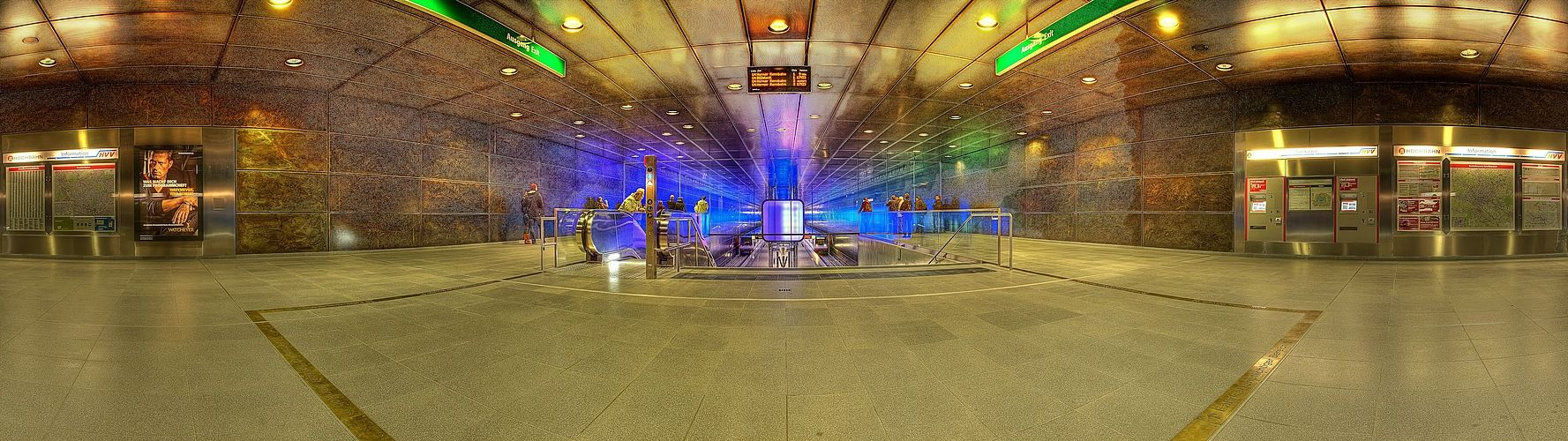 - U Bahn Station -