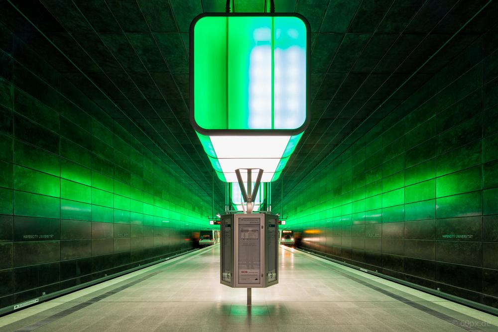 U-Bahn Station HafenCity Universität III