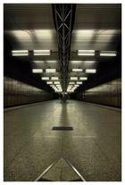 U-Bahn Station München Hadener Stern