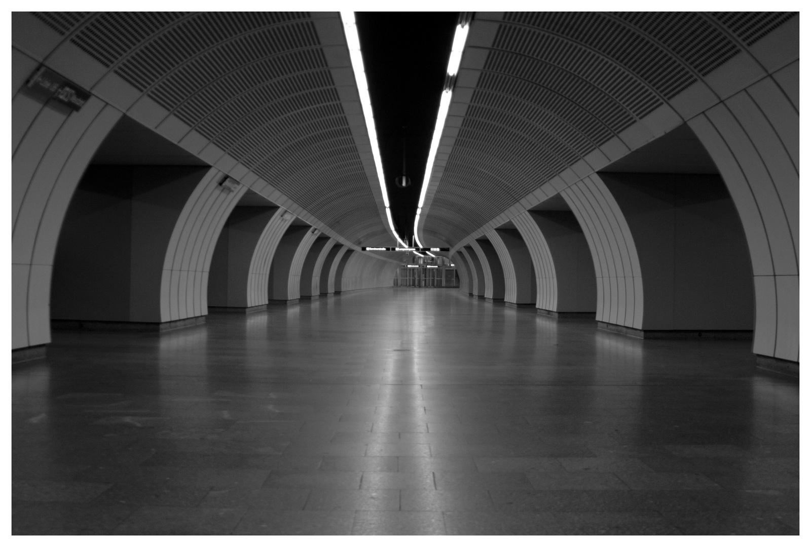 U-Bahn-Station Wien Westbahnhof