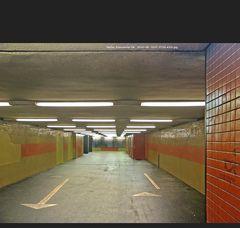 U-Bahn-Tunnel