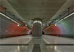 U - Bahn Westpark