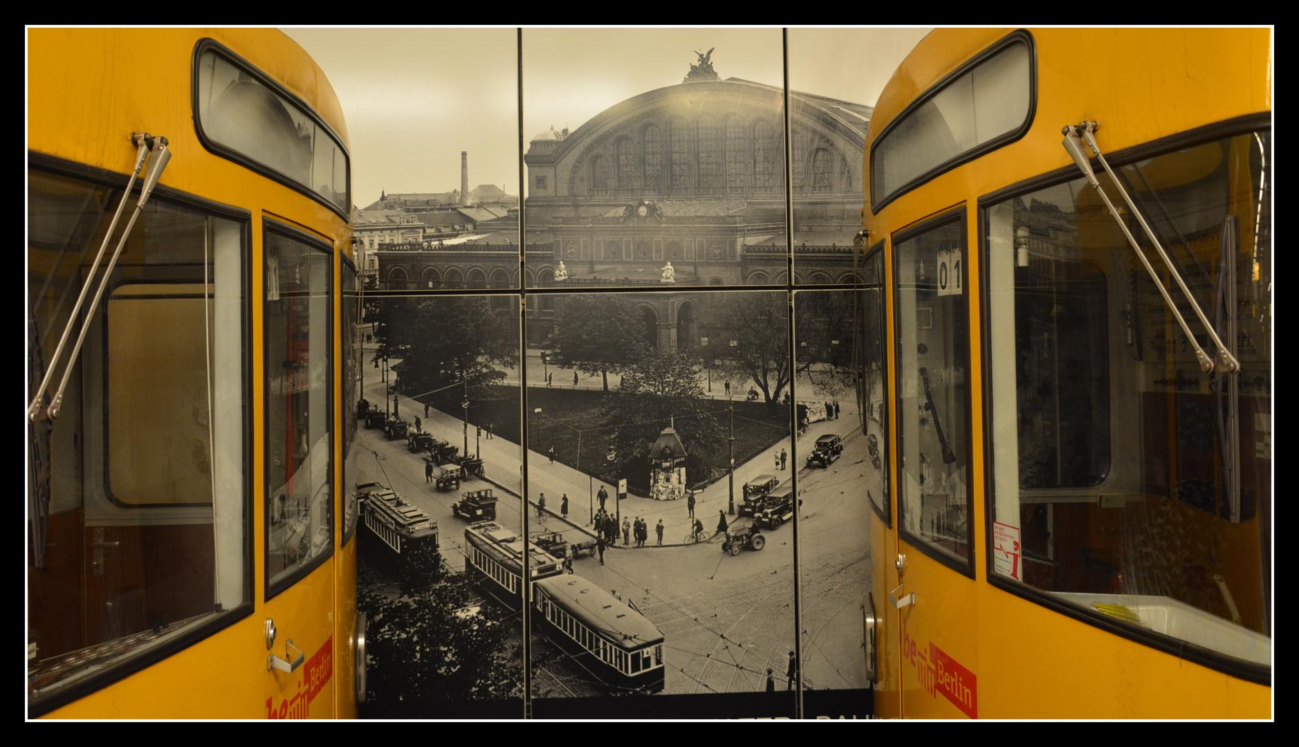 U-Bahnen und Straßenbahnen …