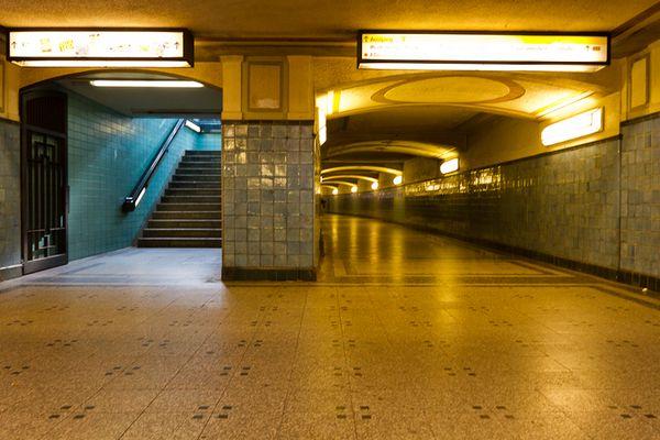 U-Bahnhof (3/4)
