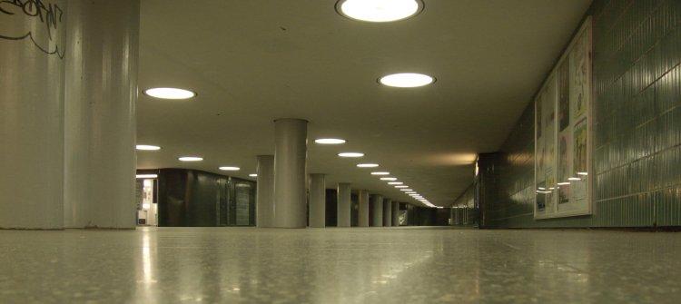 U-Bahnhof Berlin Schlossstr