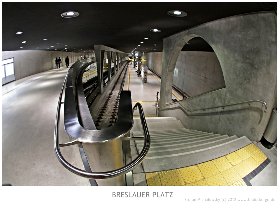 U-Bahnhof Breslauer Platz
