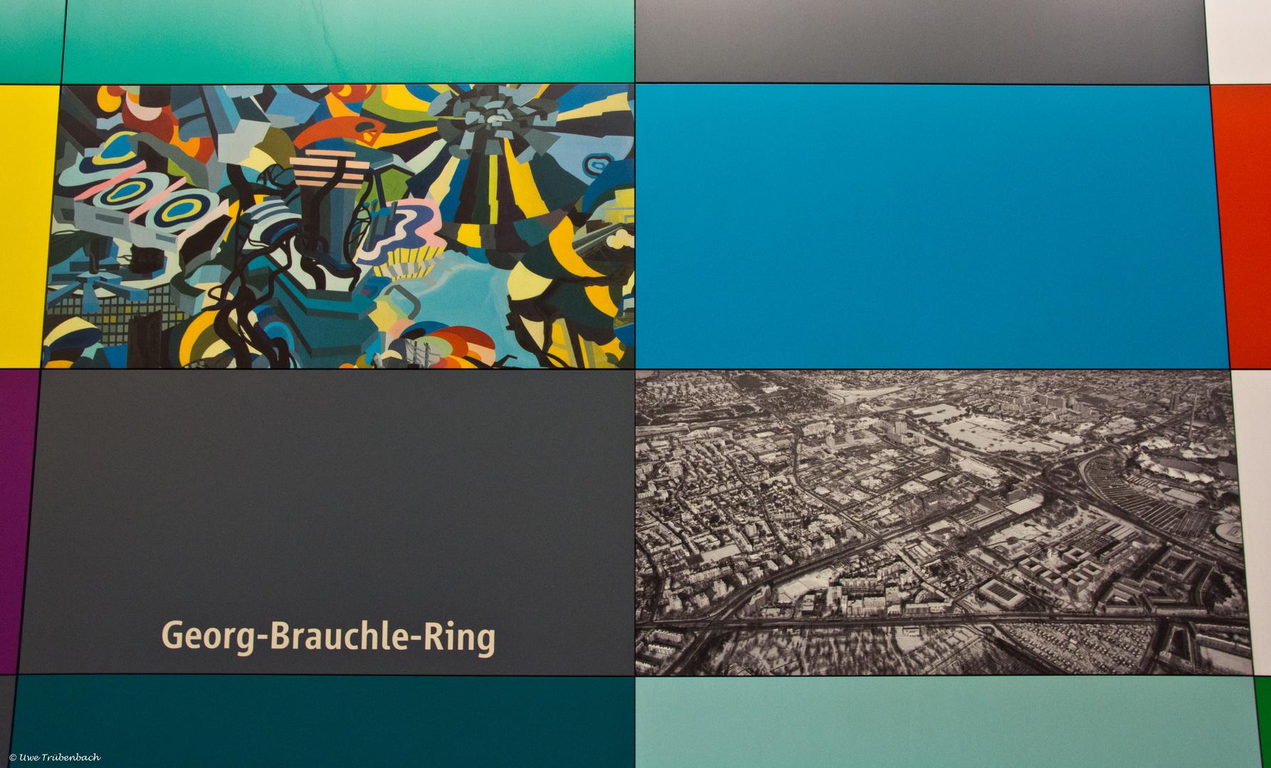 U-Bahnhof Georg-Brauchle-Ring (3)